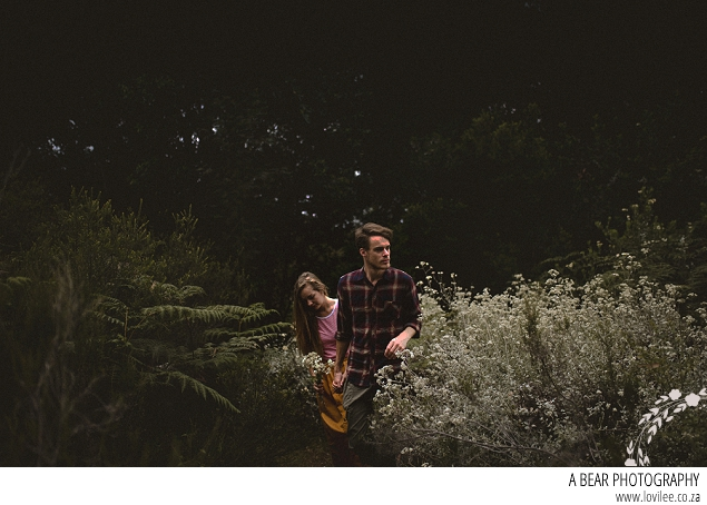 Indie-love couple session