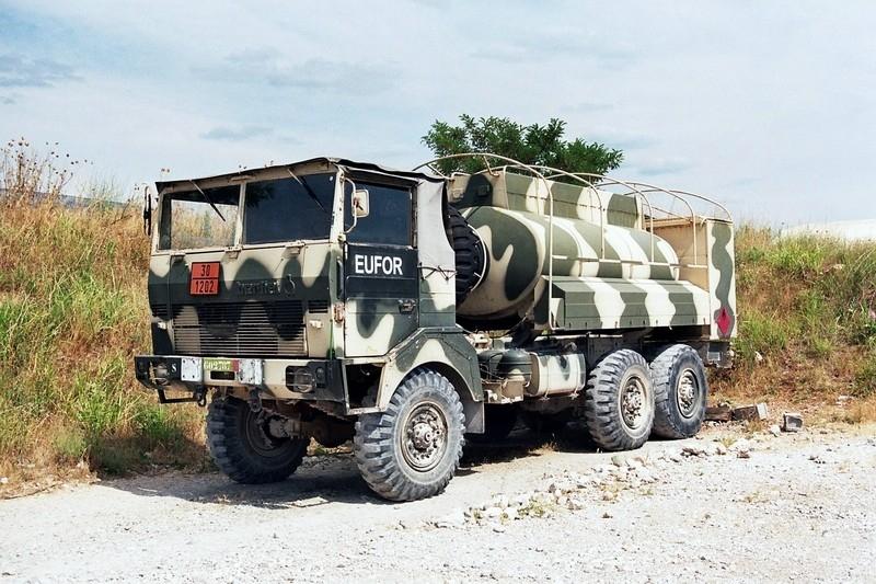 Les F.A.R. en Bosnie  IFOR, SFOR et EUFOR Althea 32897940486_8a1d004d94_o