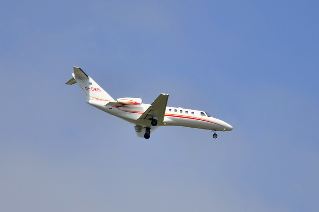G-OMBI Cessna 525B Citationjet CJ3