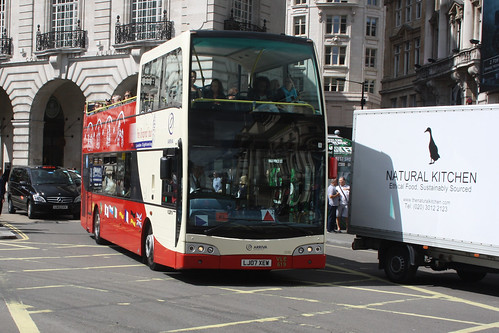 The Original Sightseeing Tour VLE619 LJ07XEW