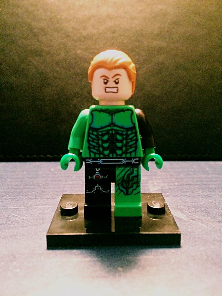 Lego custom green goblin harry osborn based on his appe flickr - Lego the amazing spider man 3 ...