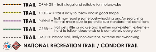 Conant_San Raf Trail Index