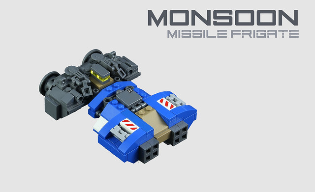 Monsoon Missile Frigate