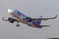 Hong Kong Express Airbus A320-271N(WL) cn 7209 B-LCL   Flickr