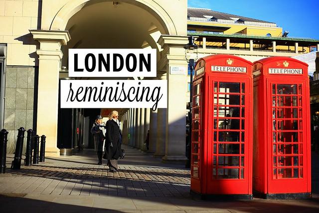 London Reminiscing Tanvii.com