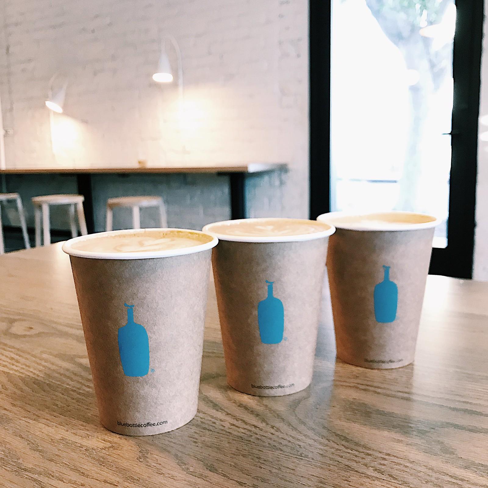 bluebottlecoffee-bluebottle-coffeeshots-coffeeart-latte-latteart-dtla-dinela-foodie-hipster-latstory-clothestoyouuu-elizabeeetht