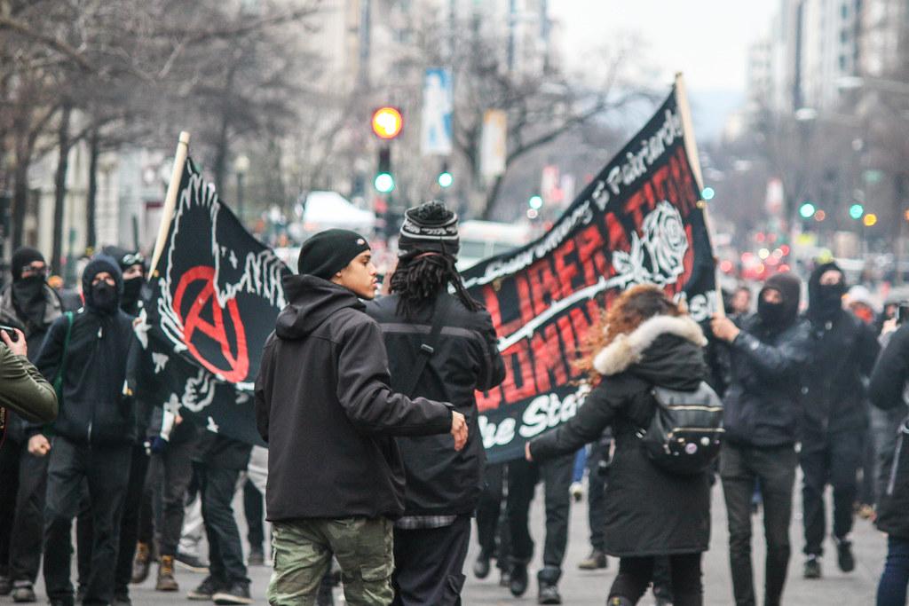Anarchists on K St