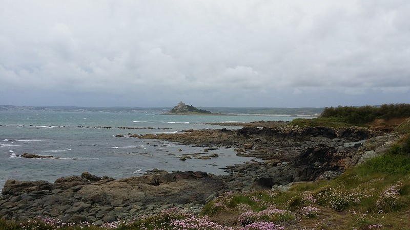 Approaching St Michael's Mount #SWCP #sh