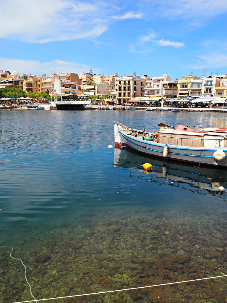 Agios Nikolaos Crete Greece 1