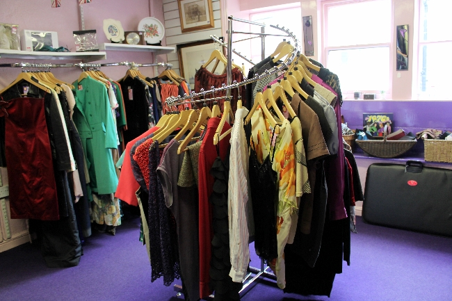 sue ryder vintage and retro haworth