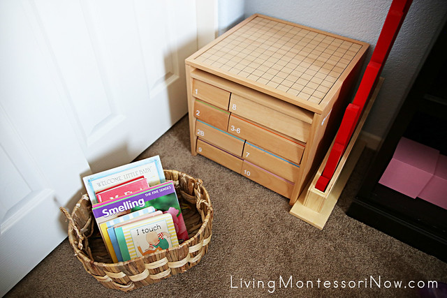 Office Book Basket