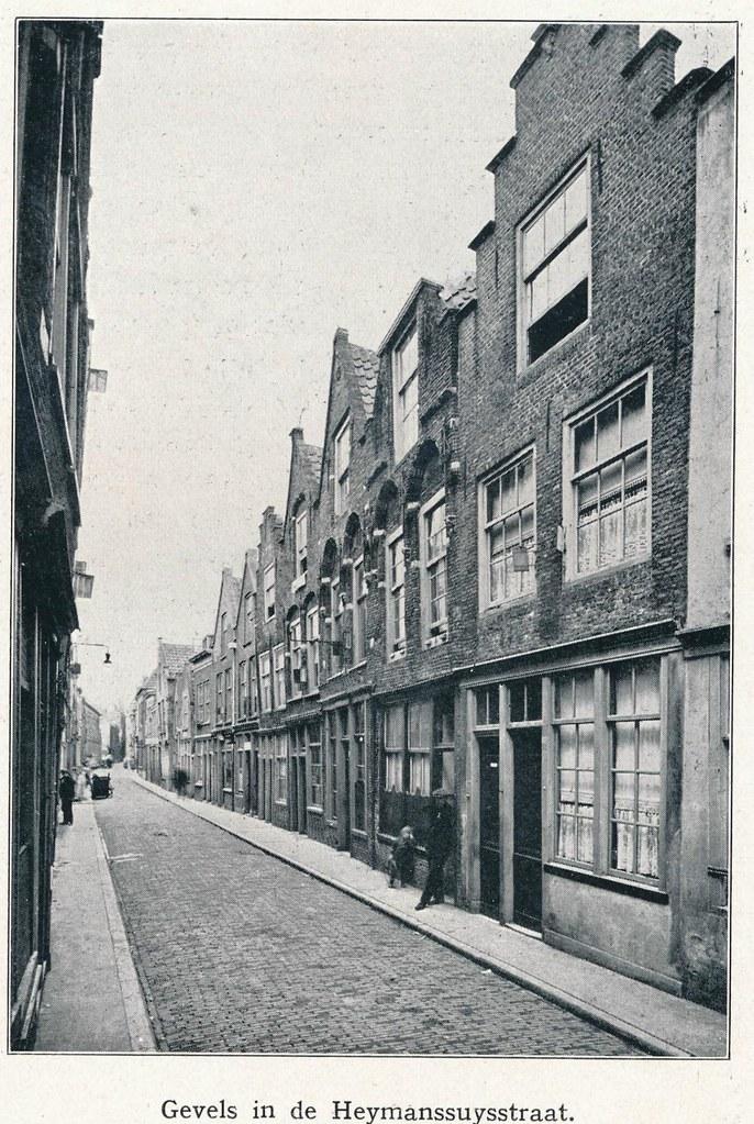 oudheidkundig jaarboek juni 1925-Dordrecht gevels H Heyman… | Flickr