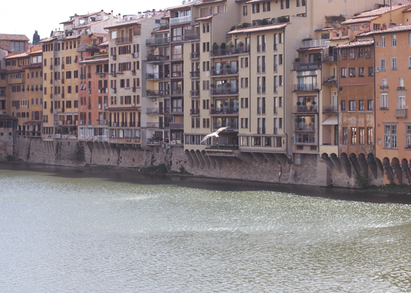 Ponte Vecchio Bridge, Bumpkin Betty Travel Blog
