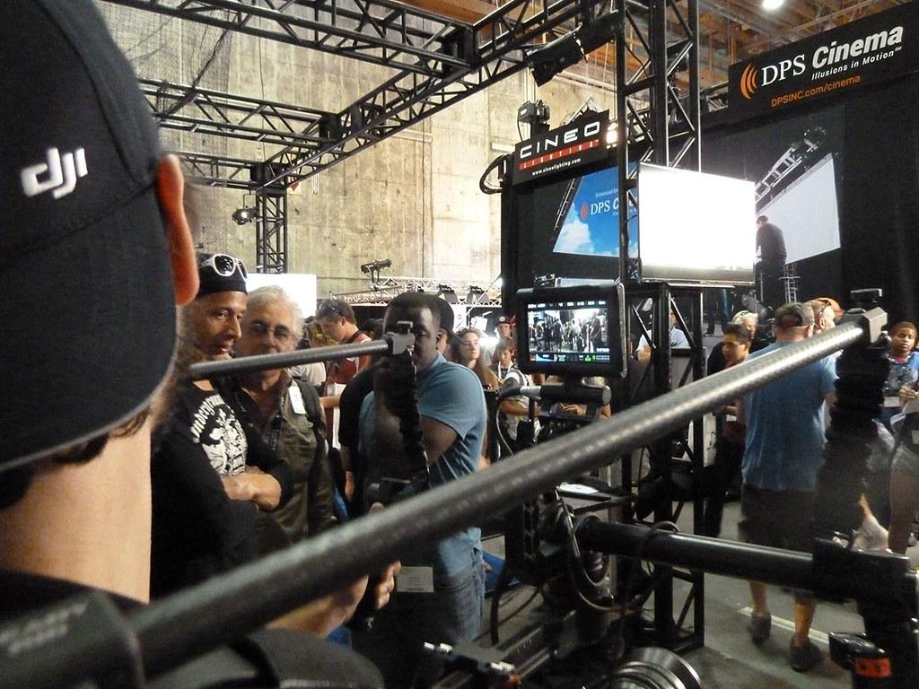 cine gear expo 2015 robot