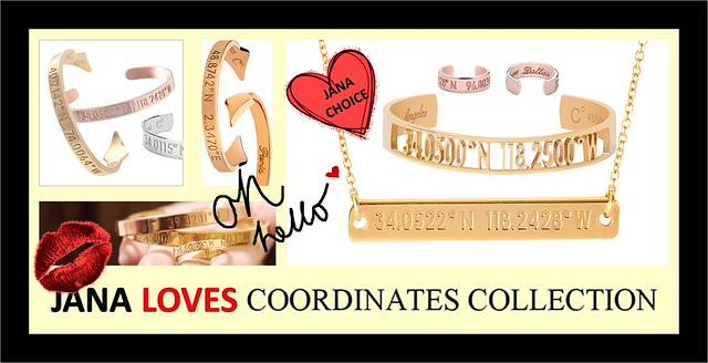 Coordinates Collection 002