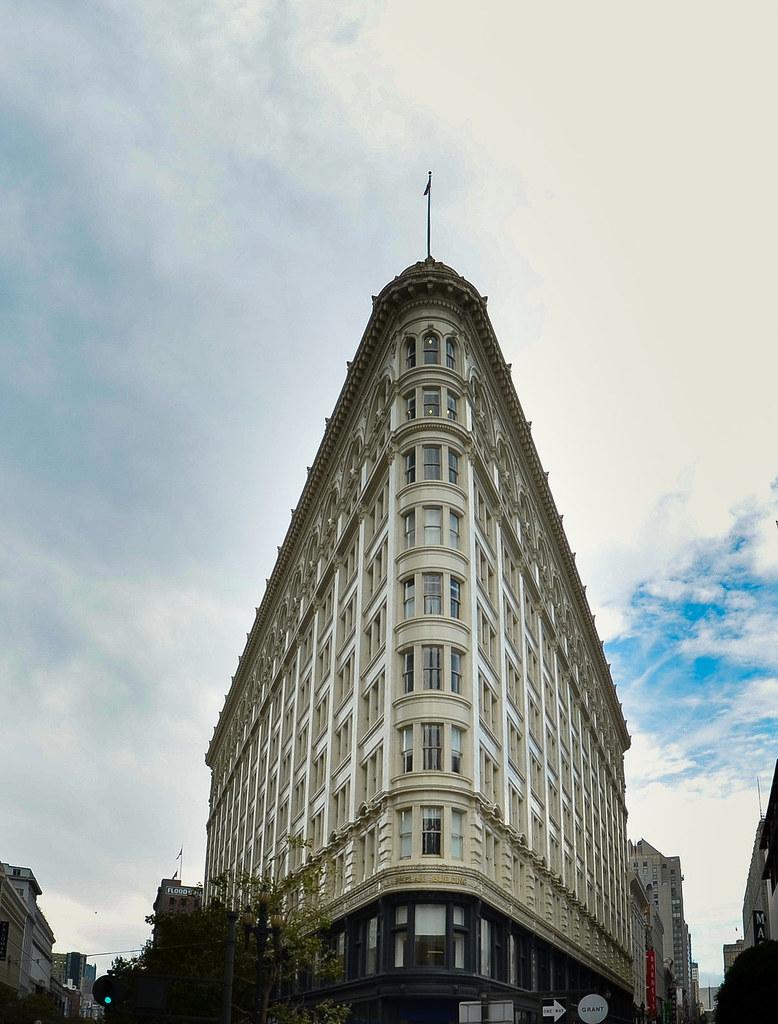 San Francisco Triangle Building Building San Francisco