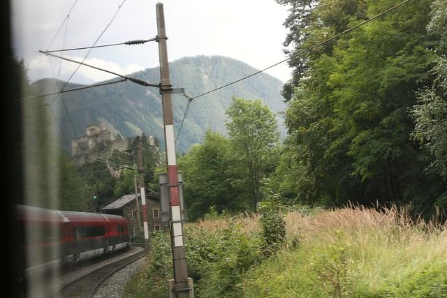 [165/365] Mit dem railjet über den Semmering| Südbahn