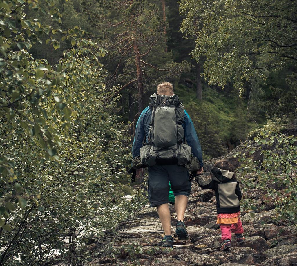 Lättvikts ryggsäck för längre vandring - Forum c418f8e420057