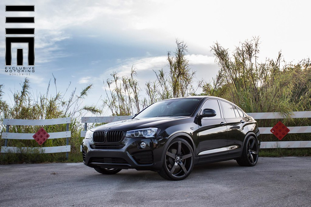 Bmw X4 Vossen Cv3r Flickr