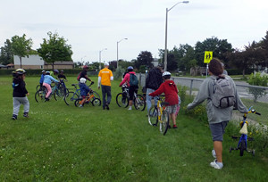2015 60 Bramalea CycleFest Riders 300