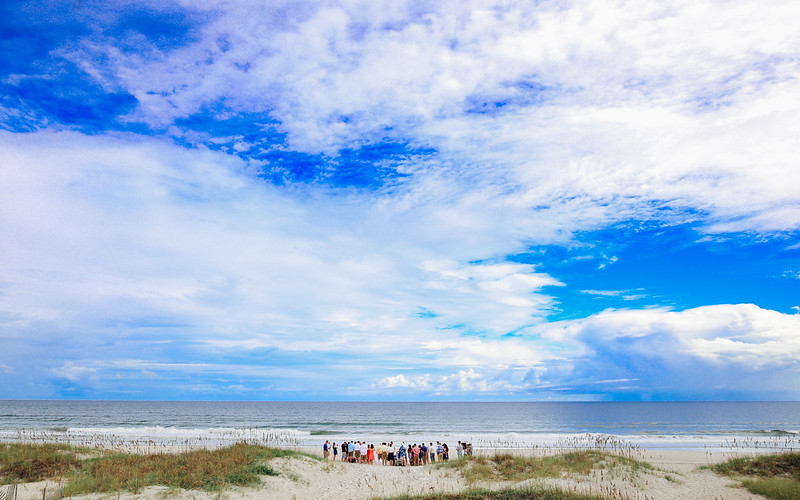 Bryce Lafoon Photography l Nc Beach Wedding