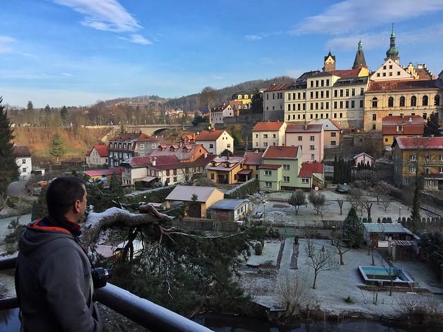 Sele en Loket (República Checa)