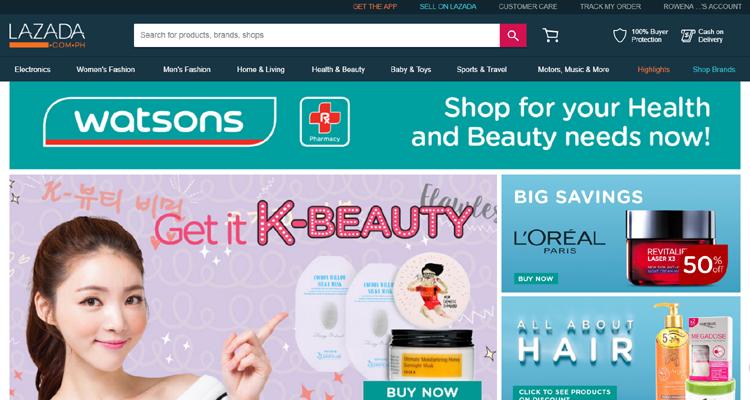 Watsons K-Beauty