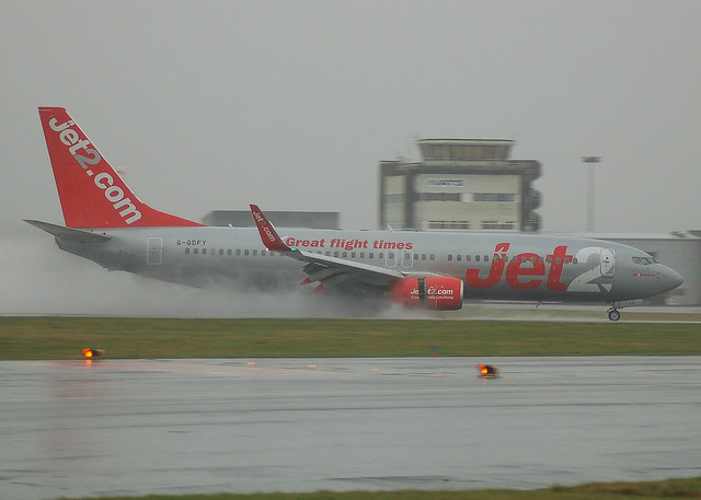 G-GDFY - Jet2 738 @ Cardiff