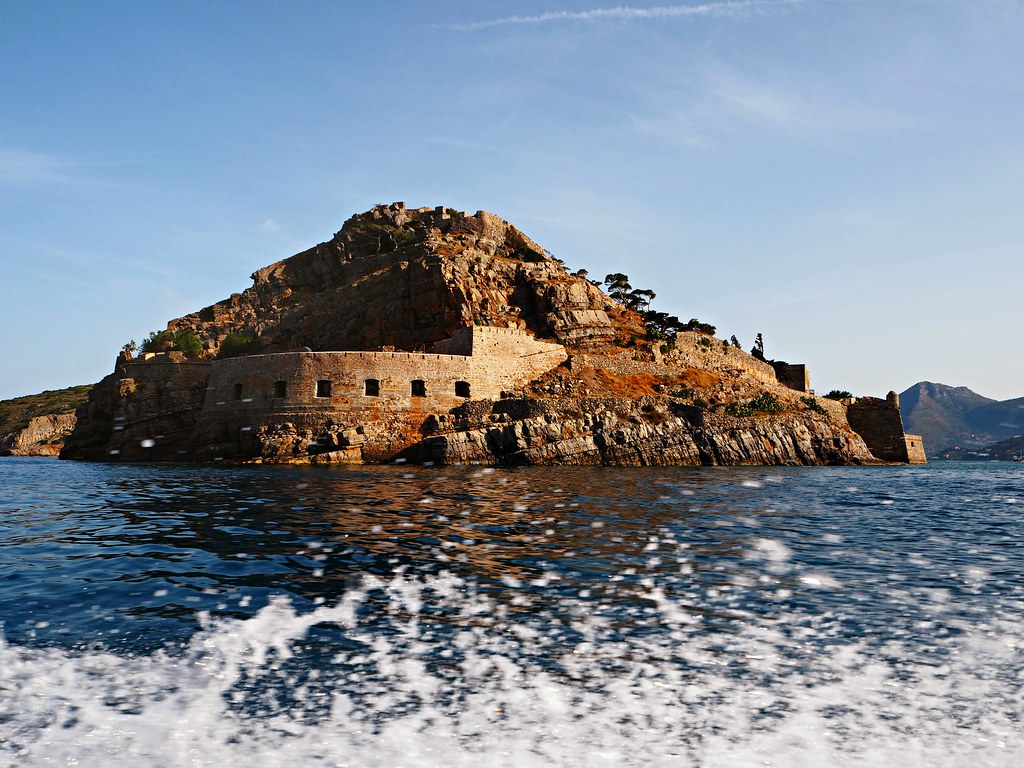 Spinalonga Island Crete Greece 21