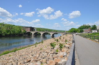 Naugatuck River Greenway - Derby