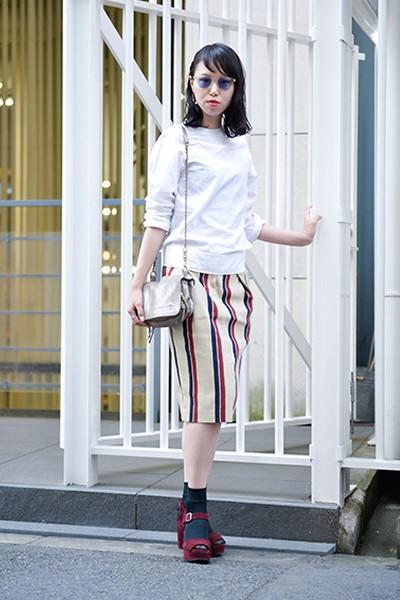 六月日本街拍 5