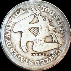 1855 O half rev