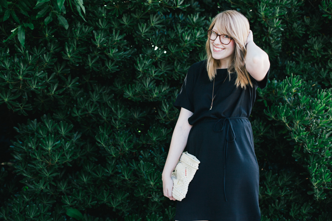 loft black dress10