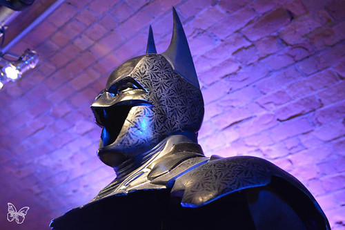 Batman: Arkham Knight 'Cape and Cowl'