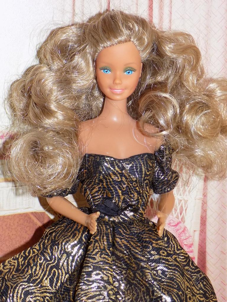 Golden Dream Barbie Reroot Hope You Like Her Her Original Flickr