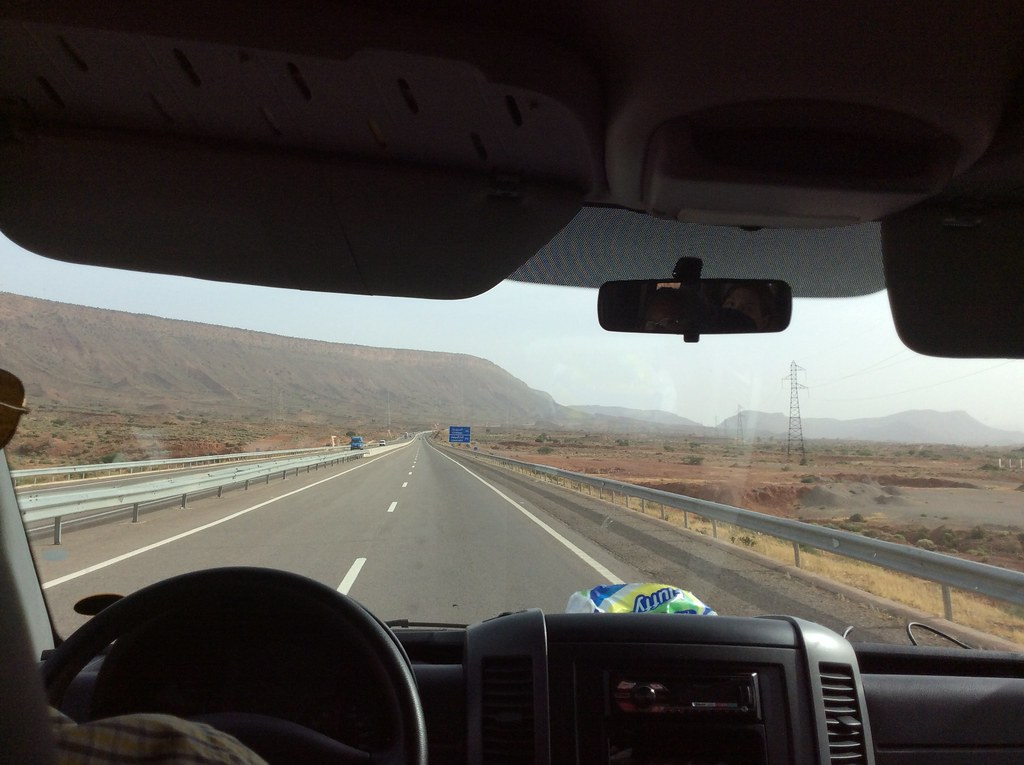 Motorway to Marrakesh