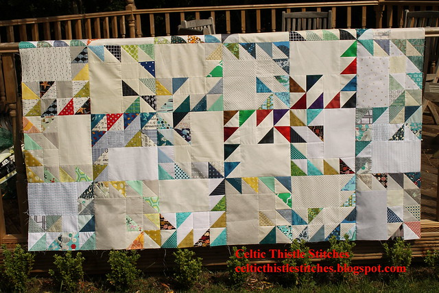 STQB quilt top complete