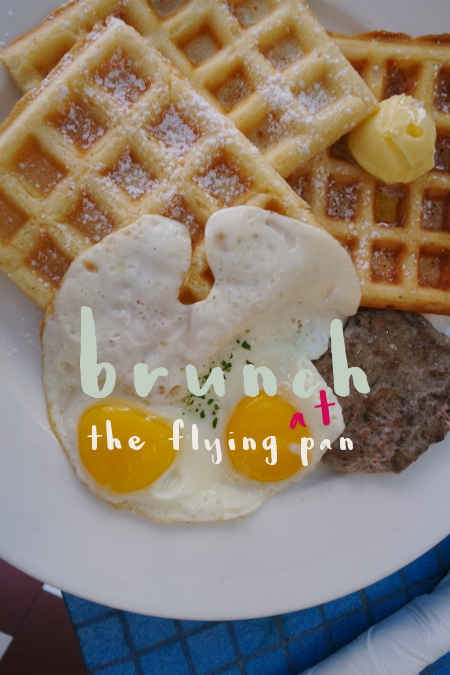 Daisybutter - Hong Kong Lifestyle and Fashion Blog: The Flying Pan, Central Hong Kong, top brunch places in Hong Kong