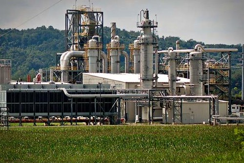 The Three Rivers Energy biorefinery in Ohio