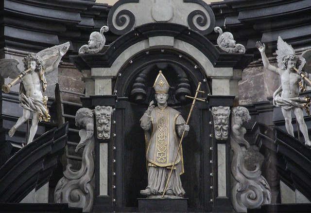 Église Saint-Loup, Namur