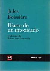 Jules Boissière, Diario de un intoxicado
