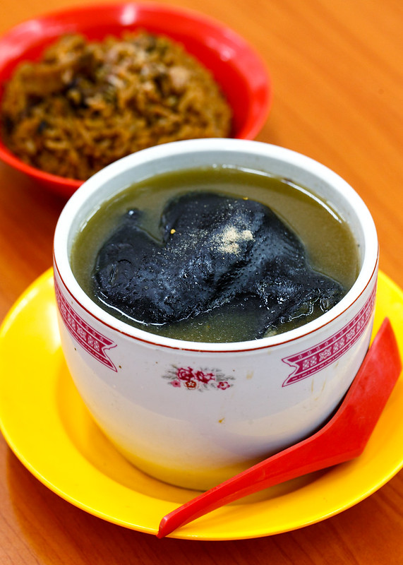 Black Chicken Herbal Soup