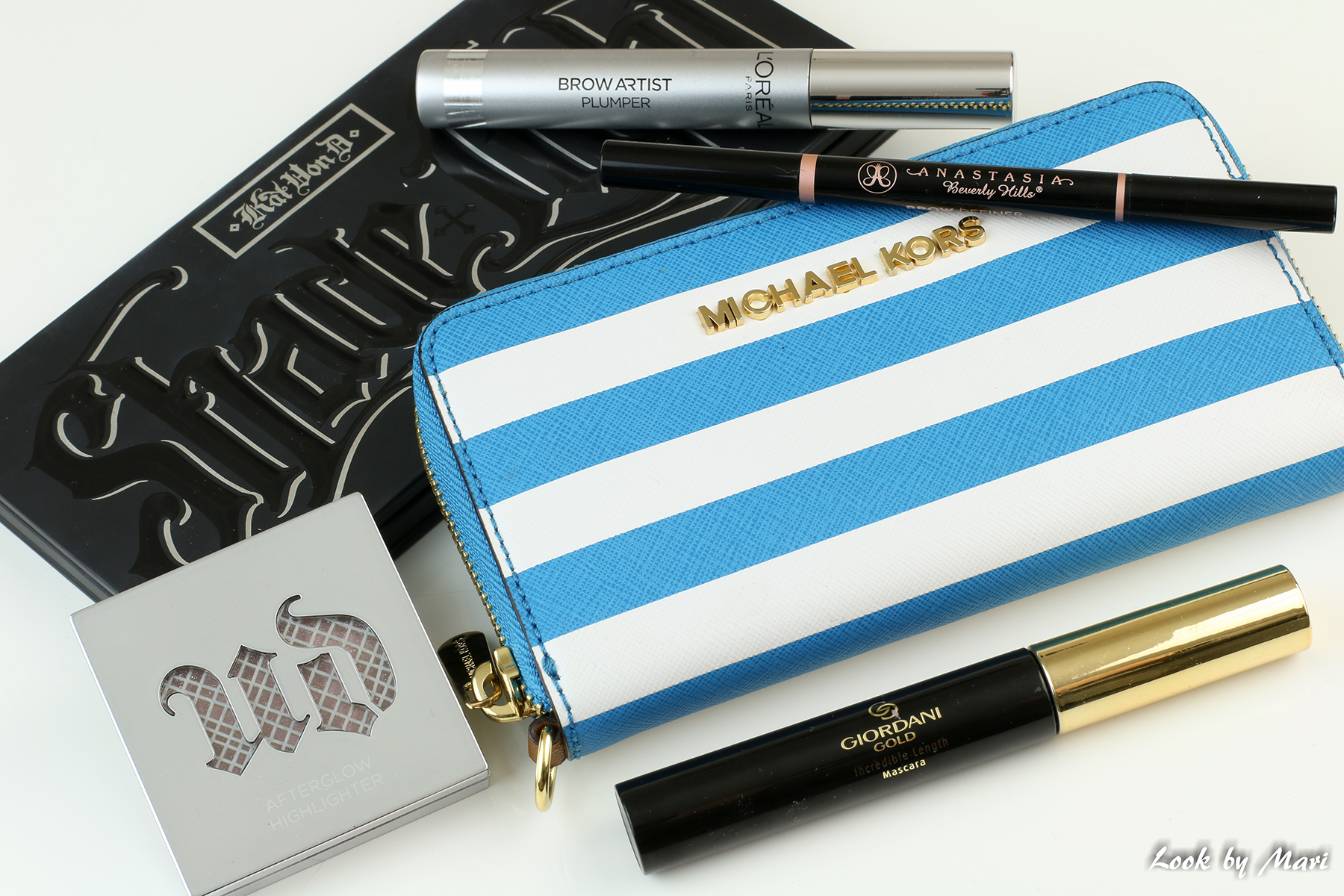 1 my everyday makeup look products