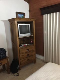 32 - Fernseher - Hotel - Jarabacoa