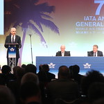 Tony Tyler gives the State of IATA speech