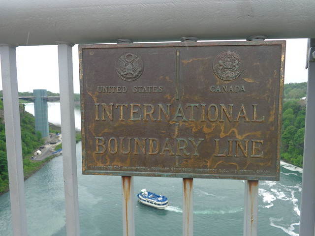 International Border Line