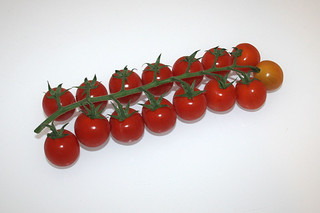 08 - Zutat Kirschtomaten & Ingredient cherry tomatoes