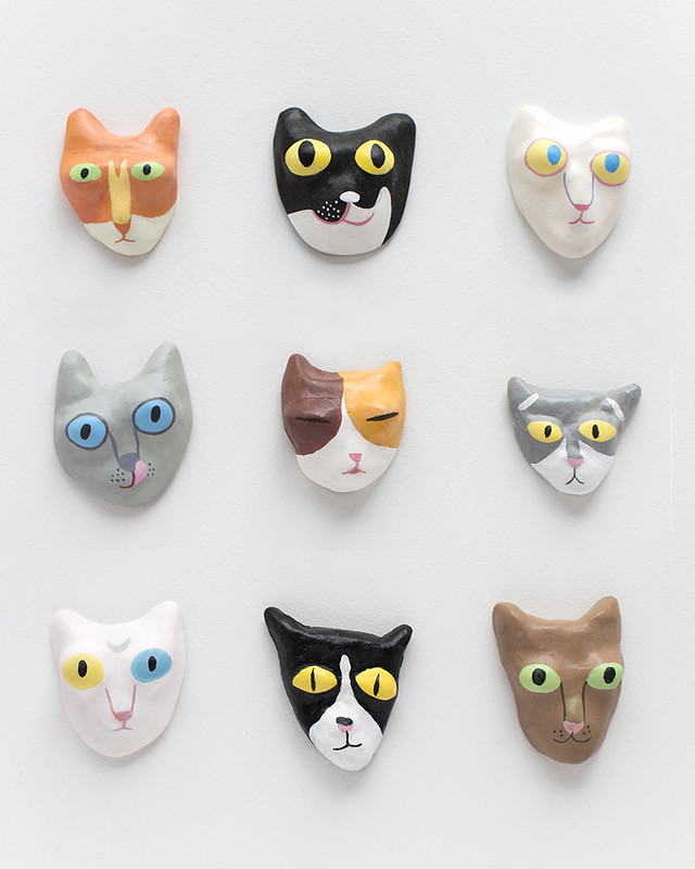 Yinfan_Cat Faces