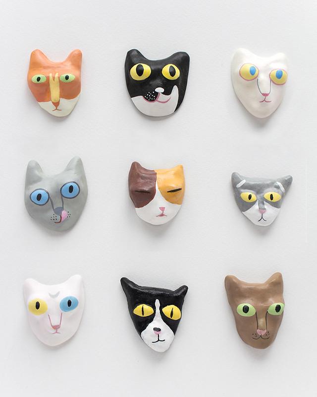 Yinfan_Cat Faces