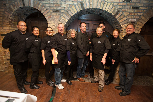 ChefDance with Chefs Brian Malarkey and Shawn McClain During the Sundance Film Festival Day 2 (39)
